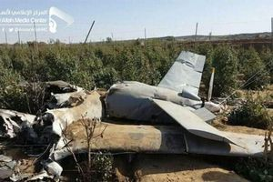 Syria bắn hạ máy bay không người lái thứ hai trong vòng 48 giờ
