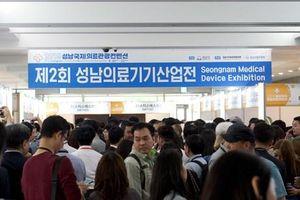 SMC 2019: Hàn Quốc giới thiệu các sản phẩm, dịch vụ chăm sóc sức khỏe