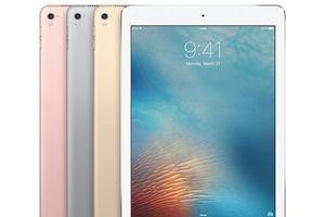 iPad 9.7 inch 2018 giảm giá sốc xuống mức 'không thể tin nổi'