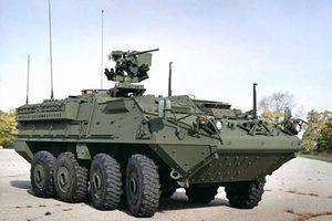 Quân đội Thái Lan tiếp nhận loạt xe bọc thép Stryker đầu tiên của Mỹ