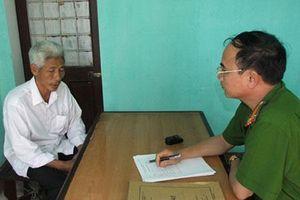 Bắt giam 'Cự Đen' để điều tra tội chống người thi hành công vụ