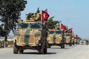 Thổ Nhĩ Kỳ tuyên bố kế hoạch lập các căn cứ quân sự ở miền bắc Syria