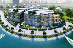 Độc đáo biệt thự Đảo Xanh Sky Villas giữa lòng Đà Nẵng