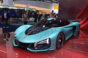 Siêu xe điện Trung Quốc - Hongqui S9 Concept gây 'sốc' khách hàng