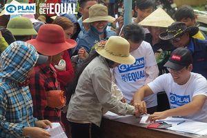 Plan hỗ trợ hơn gần 850 triệu đồng 4 xã Quảng Bình chịu ảnh hưởng nặng nề do lũ lụt