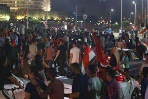 Hàng nghìn người dân Ai Cập xuống đường biểu tình