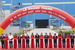 Nhà máy Nhiệt điện Vĩnh Tân 4 công suất 1.200 MW đạt tỷ lệ nội địa hóa cao