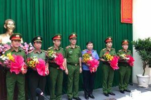 Bộ Công an khen thưởng các đơn vị điều tra vụ Công ty Alibaba