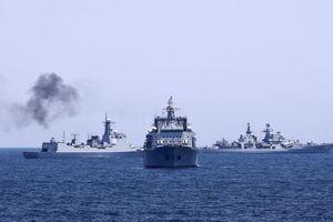 Mỹ vừa đánh tiếng điều quân tới Trung Đông, Iran tuyên bố tập trận với Nga và Trung Quốc