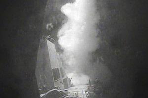 Mỹ đưa tên lửa hành trình Tomahawk đến Saudi Arabia