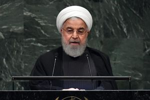 Tổng thống Iran: Sẽ trình bày 'kế hoạch hòa bình' tại LHQ
