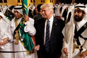 Chiếc ô an ninh của Mỹ không thể bảo vệ Saudi trước phi đội drone