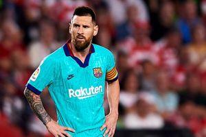Barcelona lập hàng loạt kỷ lục buồn sau trận thua Granada