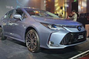 Toyota Corolla Altis 2020 có gì đặc biệt hơn thế hệ đang bán ở VN?