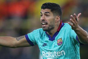 Suarez lo lắng cho Barca sau thất bại trước đội mới lên hạng