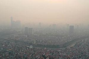 Những nguyên nhân khiến chất lượng không khí Hà Nội vẫn ở mức kém