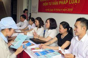 Hà Nội: Hỗ trợ pháp lý cho người lao động