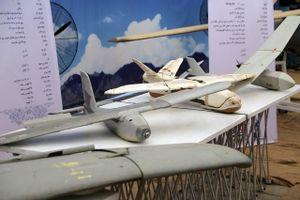 Iran 'khoe' một loạt UAV của Mỹ bị hạ gục trong bối cảnh căng thẳng leo thang