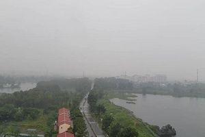 TP.HCM: Sương mù dày đặc, cảnh báo ô nhiễm không khí ở mức đỏ