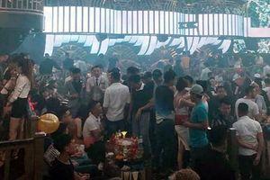 Đồng Nai: Đột kích quán bar, phát hiện gần 150 người dương tính với ma túy