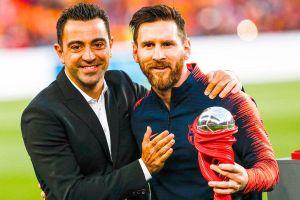Messi 'sa thải' Valverde, đưa Xavi trở lại Barca