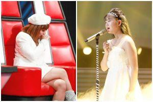 Lưu Thiên Hương, Phạm Quỳnh Anh rớt nước mắt khi nghe học trò hát ca khúc tặng mẹ bị ung thư
