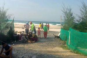 Nhóm sinh viên ĐH Hoa Sen vừa ra trường gặp nạn khi tắm biển, 1 người chết