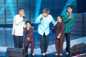 Minh Châu tỏa sáng cùng The Wings, Minh Tâm bản lĩnh một mình 'cân cả' sân khấu The