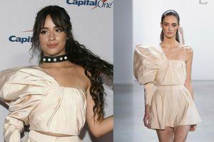 Không chân dài nuột nà mảnh mai, Camila Cabello vẫn ghi điểm tuyệt đối khi diện đồ Công Trí