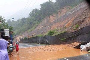 Nghệ An: Phê duyệt 48 tỷ đồng xử lý khẩn cấp sạt lở tại Kỳ Sơn