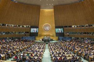 Cuộc họp Đại hội đồng Liên Hợp Quốc với những vấn đề nóng của thế giới