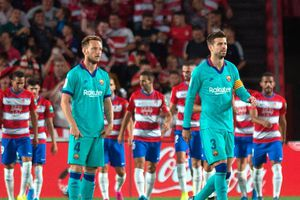 Messi trở lại, Barca vẫn thua đau tân binh La Liga