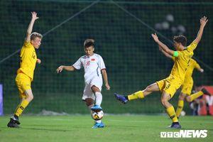 Đánh rơi chiến thắng, U16 Việt Nam nín thở chờ qua vòng loại U16 châu Á