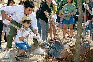 Chiến dịch 'Phủ xanh Việt Nam' góp phần đẩy lùi bầu không khí ô nhiễm