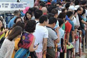 Khách Trung Quốc đến Khánh Hòa tăng mạnh so với cùng kỳ