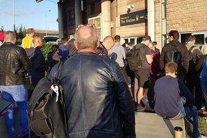 Sân bay Manchester sơ tán khẩn cấp vì một gói hàng khả nghi