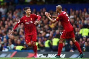 Liverpool lập thành tích chưa từng có trong lịch sử bóng đá Anh