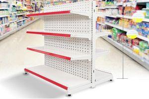Giá kệ siêu thị Vinatech 'lột xác' toàn diện về thiết kế và chất lượng