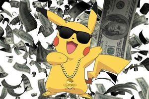 Pokemon đứng đầu danh sách 25 thương hiệu ăn khách nhất lịch sử