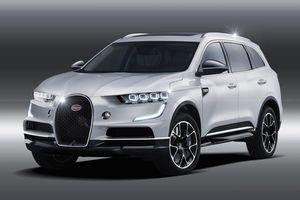 SUV mới của Bugatti sẽ có giá trên 1 triệu USD, chỉ có 800 chiếc