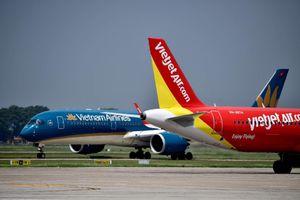 Nơi nào niêm yết giá vé kiểu Vietnam Airlines, nơi nào giống Vietjet?