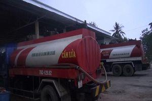 Triệt phá đường dây sản xuất dầu DO giả liên tỉnh