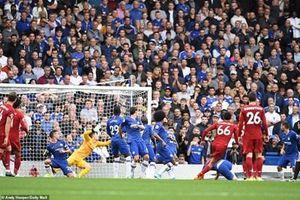 Chelsea thua Liverpool trên sân nhà