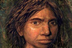 Ngắm khuôn mặt cô gái thời tiền sử 40.000 năm trước