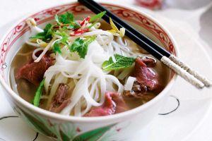 Phở Việt Nam lọt top 10 món ăn tuyệt vời nhất thế giới