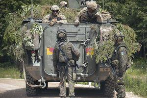 NATO tập trận Mũi tên Bạc ở Latvia, Nga thông báo tiến hành thanh sát