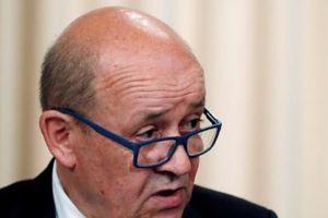 Ngoại trưởng Pháp: Ưu tiên hàng đầu là giảm căng thẳng Mỹ - Iran