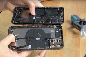 iPhone 11 Pro Max có phần cứng hỗ trợ sạc không dây ngược
