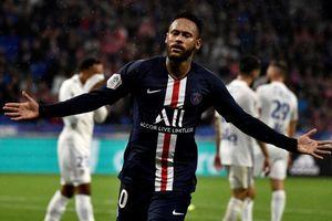 Bị chế giễu, Neymar vẫn tỏa sáng ở trận derby nước Pháp
