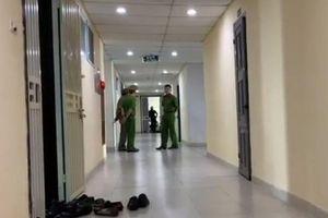Hà Nội: Người đàn ông tử vong bất thường trong căn hộ chung cư